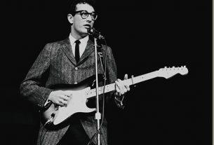 Σαν σήμερα γεννήθηκε ο Buddy Holly....
