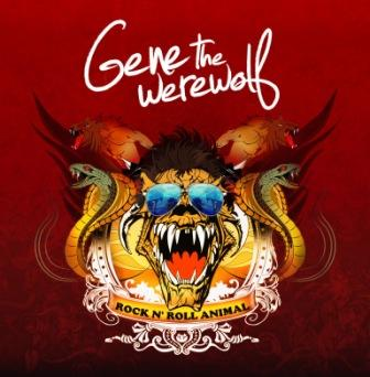 GENE THE WEREWOLF rnra COVER