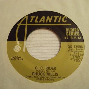 C.C. Rider - Chuck Willis