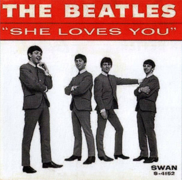She Loves You - Beatles