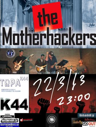 LiveK44Poster