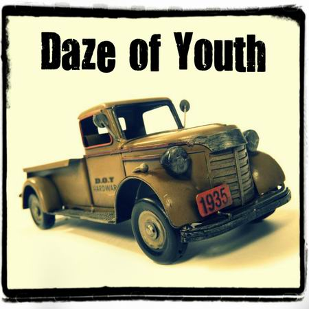 DAZE OF YOUTH cover 450