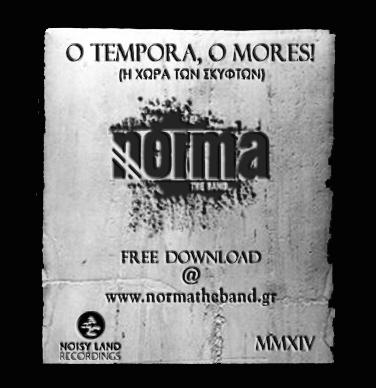 NORMA - O tempora o mores - ARTWORK 3