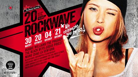 rockwave poster