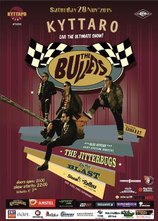 THE BULLETS RnR SHOW