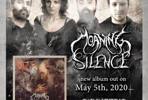MOANING SILENCE – I Am The Sorrow