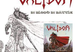 """Επανακυκλοφορεί το """"Stealer Of Souls"""" των VALIDOR από το άλμπουμ """"In Blood In Battle"""""""