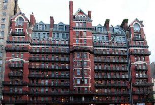 Η rock πλευρά του μυθικού Chelsea Hotel