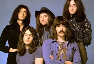 Deep Purple Οι ζωντανοί θρύλοι της rock