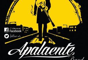 Οι Apalaente επιστρέφουν στο Architecture Rock Cafe - Live Stage