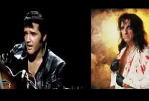 Όταν o Alice Cooper σκέφτηκε να σκοτώσει τον Elvis!