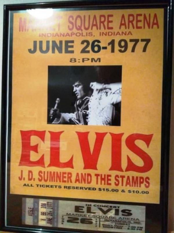 """Η τελευταία συναυλία του """"βασιλιά"""" και η 26η Ιουνίου…."""