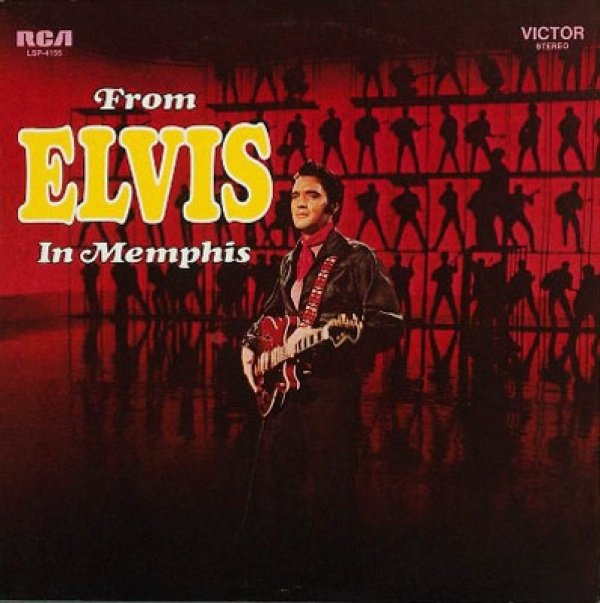 From Elvis in Memphis – 1969