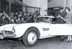 Η Εμβληματική BMW 507 Του Elvis Presley Είναι Πάλι Σαν Καινούργια!