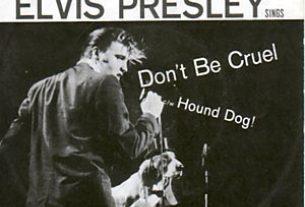 Elvis Presley – ΄΄Hound Dog΄΄