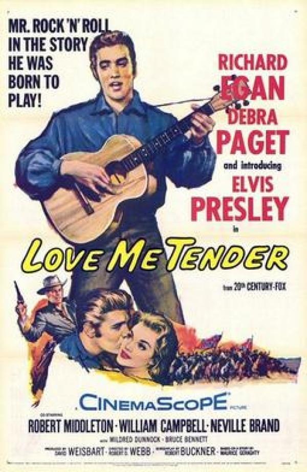 Elvis – Love Me Tender (Film)