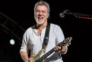 Έφυγε από τη ζωή ο Eddie Van Halen