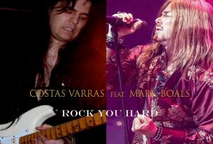 COSTAS VARRAS feat. MARK BOALS – Rock You Hard