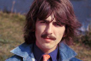 Ο George Harrison στη κορυφή της Μ.Βρετανίας