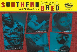 Southern Bred Louisiana & New Orleans R&B Rockers