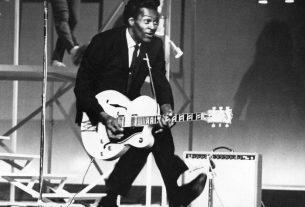 4 χρόνια χωρίς τον Chuck Berry....