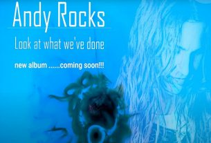 ANDY ROCKS – Look at what we've done