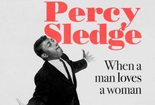 Ο Percy Sledge στη κορυφή της Αμερικής!
