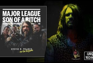 STEVIE R. PEARCE AND THE HOOLIGANS Announce 'MAJOR LEAGUE SON OF A BITCH' Album Release Tour Dates