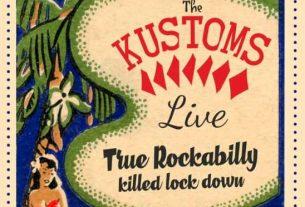 Οι Kustoms επιστρέφουν με ανελέητο Rock' n' Roll