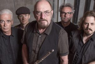 Νέο άλμπουμ από τους Jethro Tull!