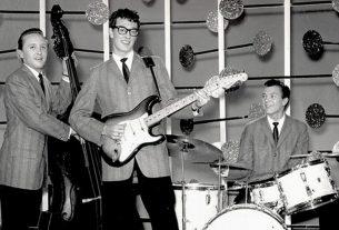 Στις 20 Σεπτεμβρίου του 1957 o Buddy Holly κυκλοφόρησε την μεγάλη του επιτυχία...