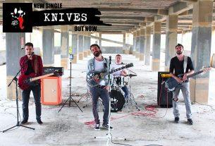 """RED ROLL – νέο single """"Knives"""""""